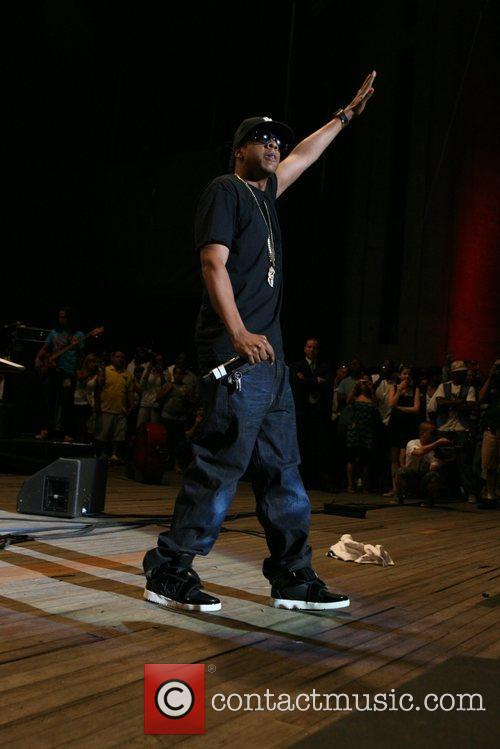 Jay-Z 2008 Rock the Bells at Jones Beach...