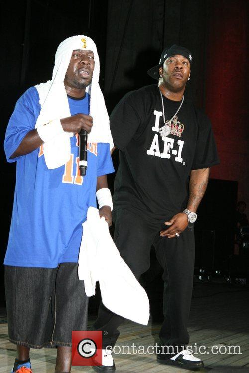 Phife Dwag and Busta Rhymes 2008 Rock the...