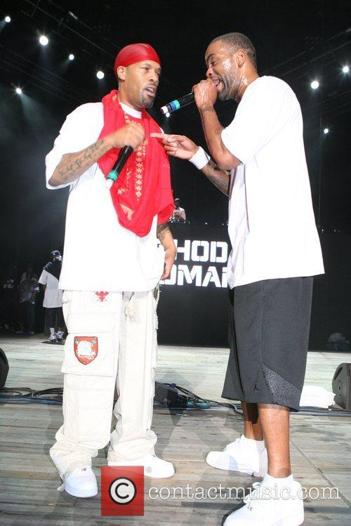 Red Man and Method Man 2008 Rock the...
