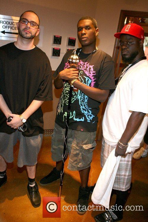 DJ Preservation, Jay Electronica and DJ Abdul...