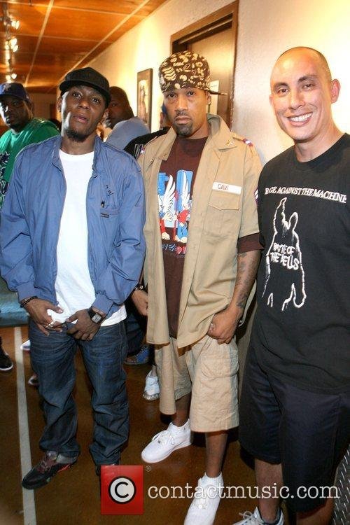 Mos Def, Red Man and Chang Weisberg...
