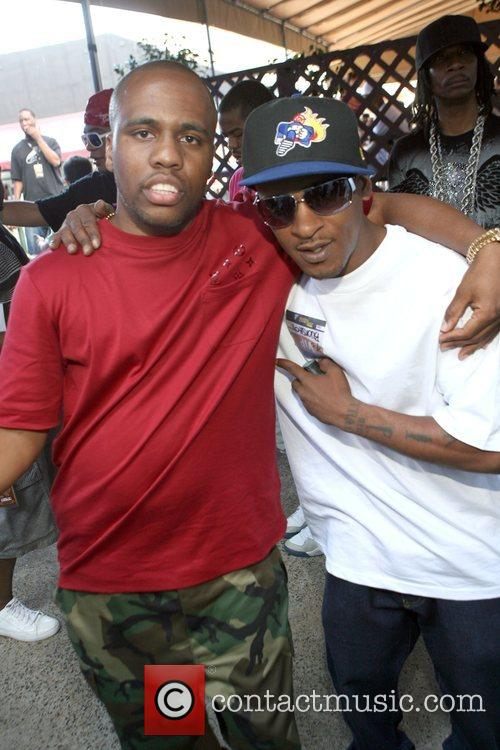 Consequence and Buckshot 2008 Rock the Bells at...