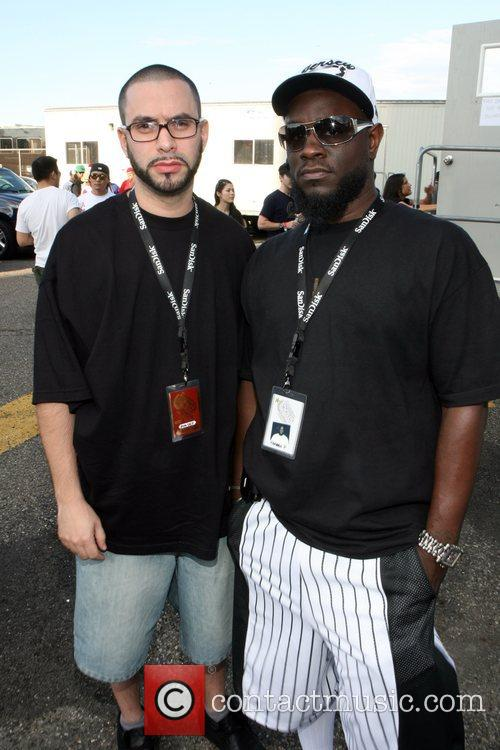 DJ Preservation and Abdul 2008 Rock the Bells...