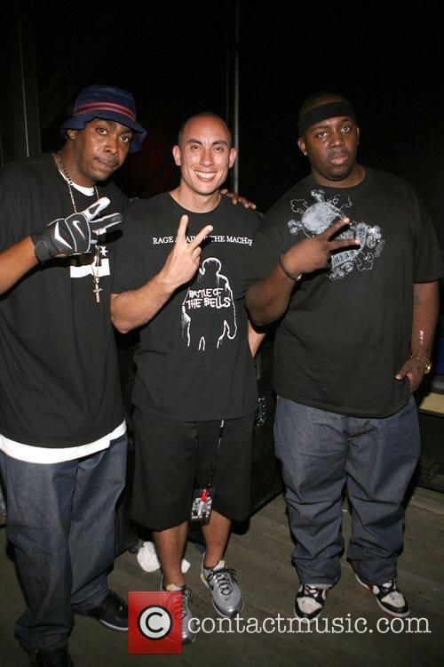 EPMD and Chang Weisberg 2008 Rock the Bells...