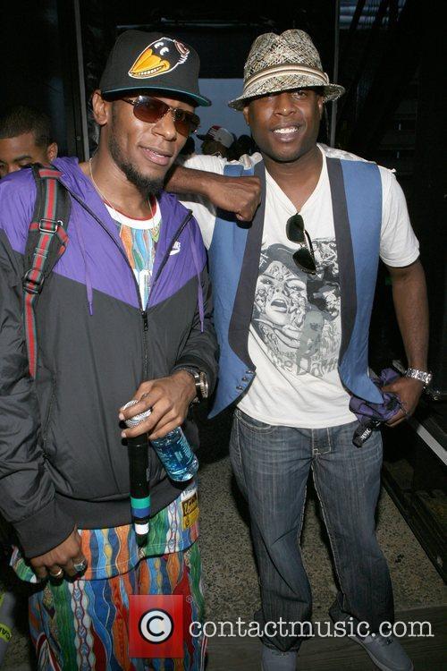 Mos Def and Talib Kweli from Blackstar 2008...