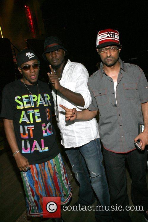 Mos Def, Khalil Supastar and Naheim 9