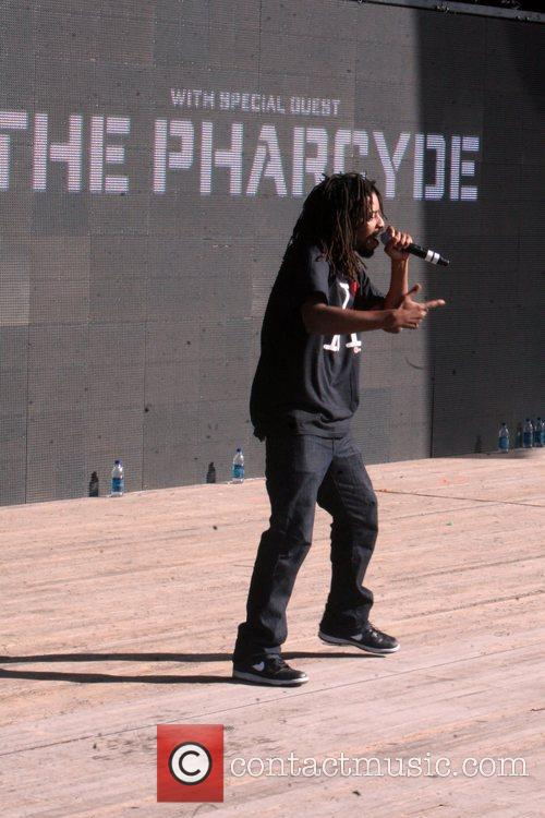 The Pharcyde 2008 Rock the Bells at Jones...