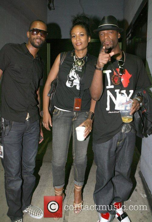 Dead Prez and Dj Beverley Bond 3