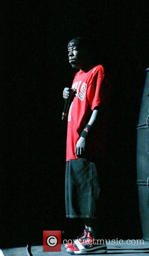 Phife Dawg The Rock The Bells festival at...