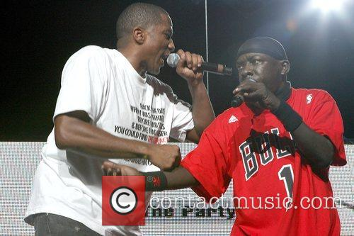 Q-Tip and Phife Dawg of A Tribe Called...