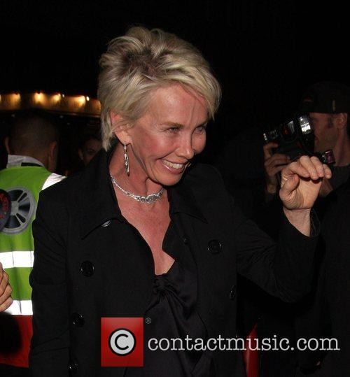Trudie Styler Afterparty for 'RocknRolla' held at Dover...