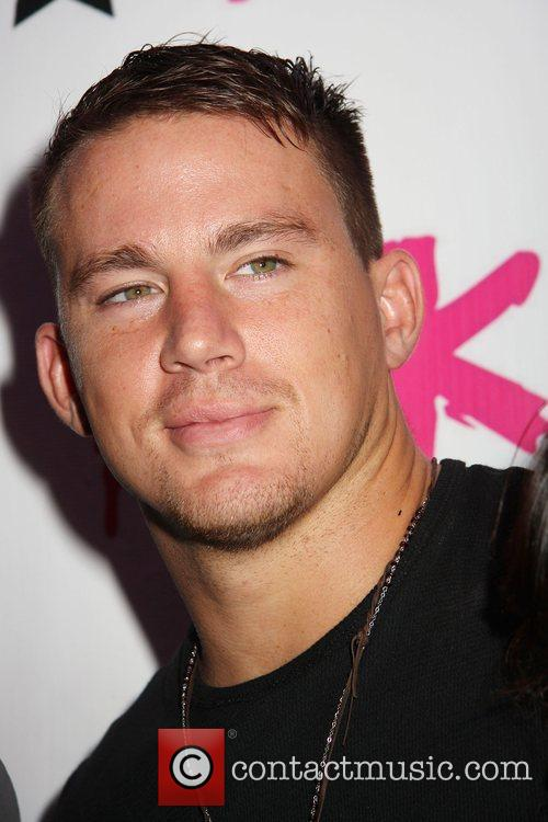 Channing Tatum Grand opening of Rok Vegas in...