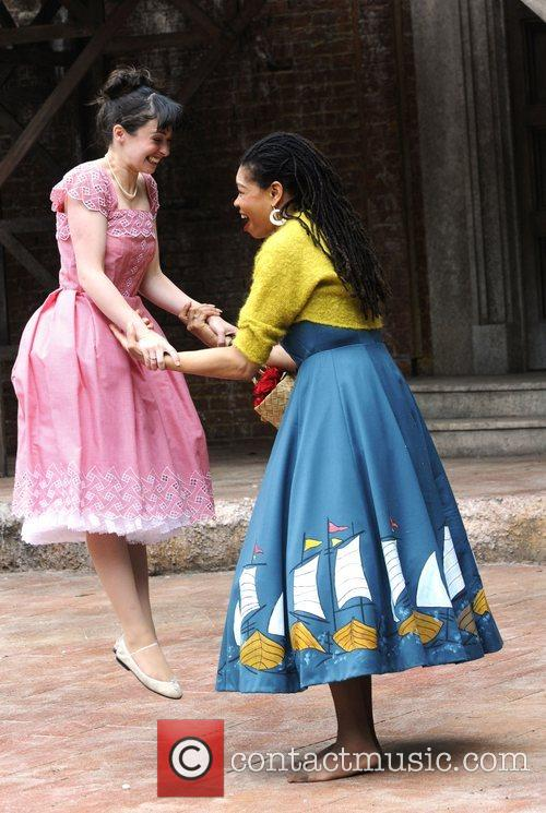 Laura Donnelly and Romeo And Juliet 8