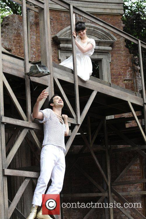 Laura Donnelly and Romeo And Juliet 6