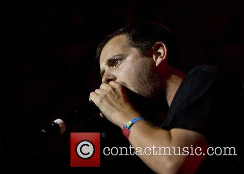 Performing live at Rosklide festival