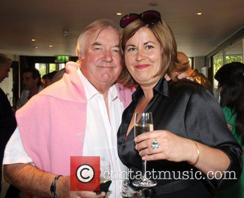 Jimmy Tarbuck and Liza Tarbuck Corriander and Ackermann...