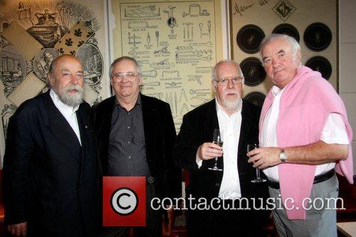 Corriander and Ackermann present Sir Peter Blake at...