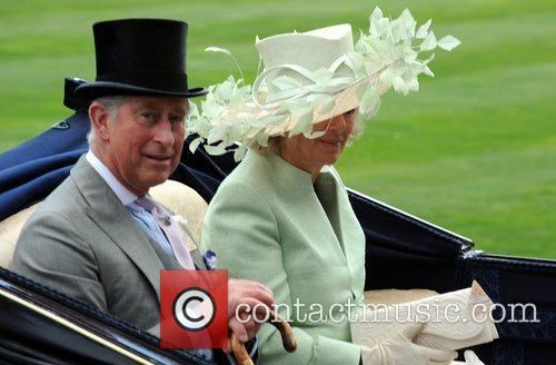Prince Charles, Prince of Wales and Camilla, Duchess...