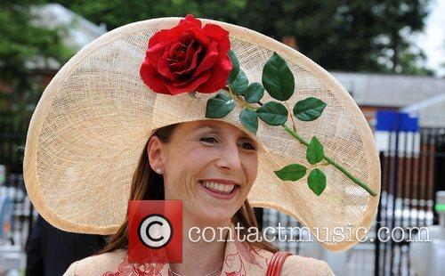 Fashion at Royal Ascot - Day one