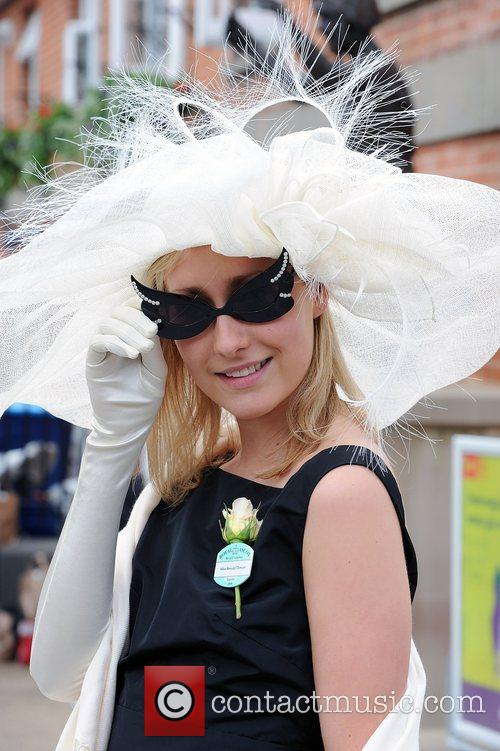 Atmosphere  Fashion at Royal Ascot - Day...