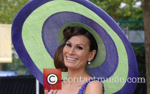 Isabella Christensen  Poses at Royal Ascot -...