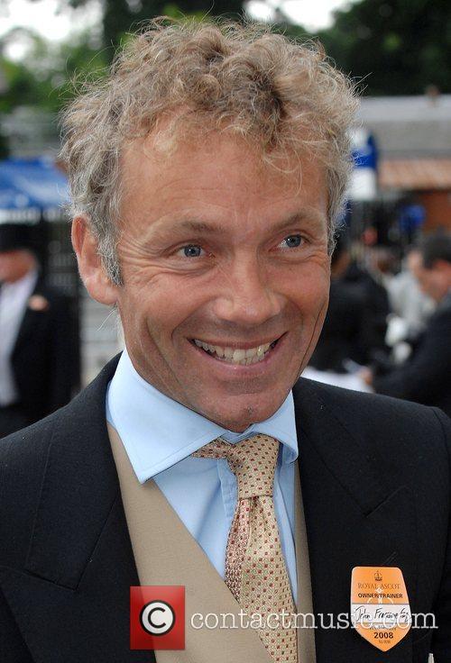 John Francome Attends Royal Ascot - Day 2...