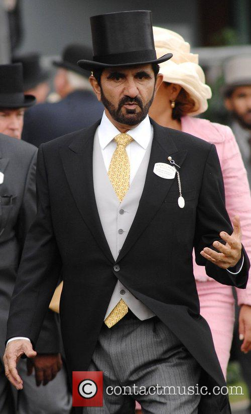 Sheikh Mohammed bin Rashid Al Maktoum Attends Royal...