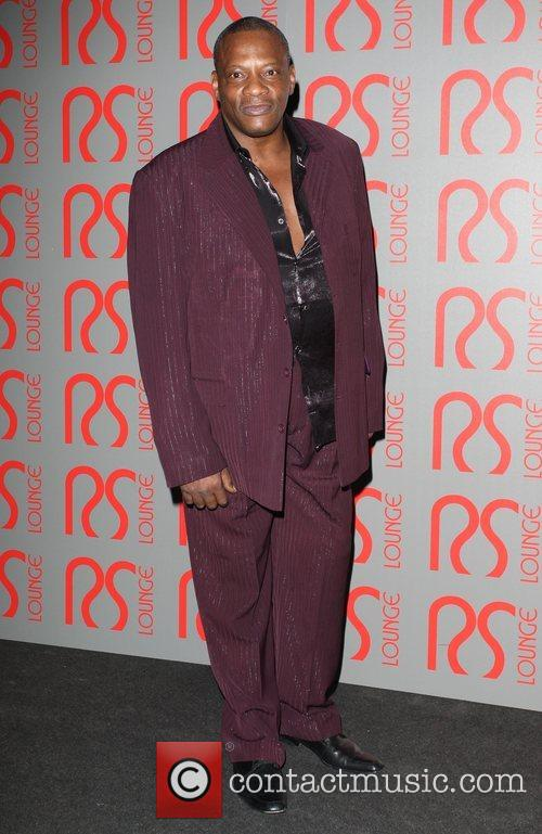 Alexander O'Neal RS Lounge club opening - arrivals...
