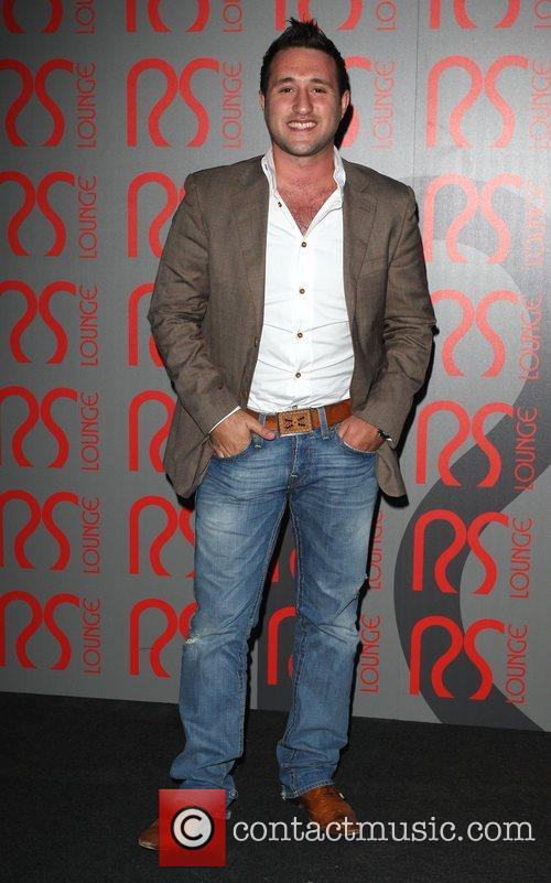 Antony Costa RS Lounge club opening - arrivals...