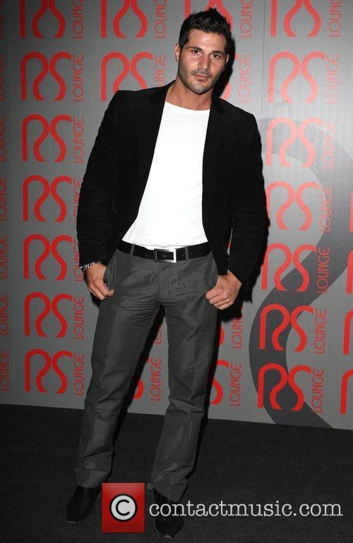 Guest RS Lounge club opening - arrivals London,...