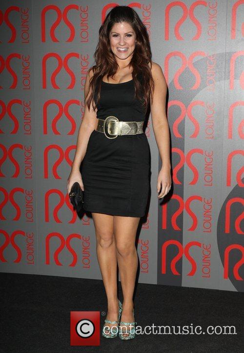 RS Lounge club opening - arrivals