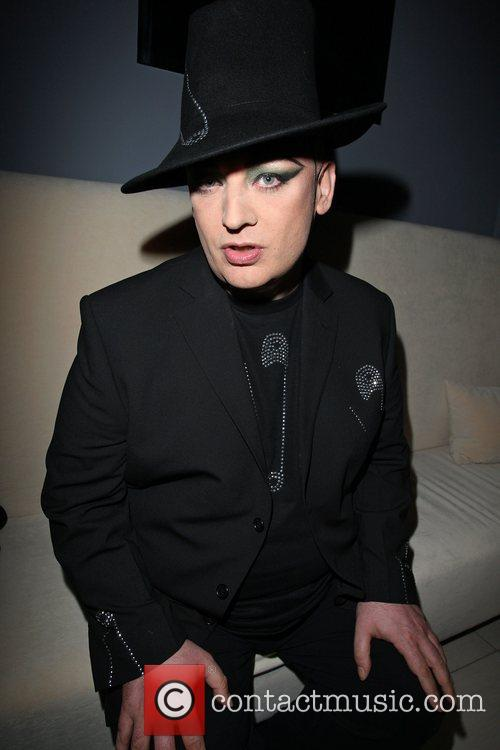 Boy George RS Lounge club opening - inside...