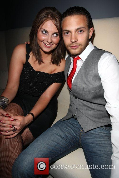 Matt Di Angelo and guest RS Lounge club...