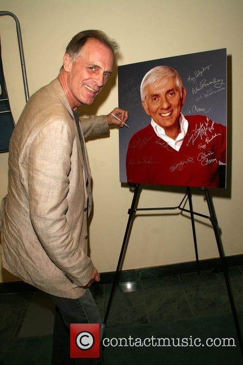Keith Carradine and Aaron Spelling 3