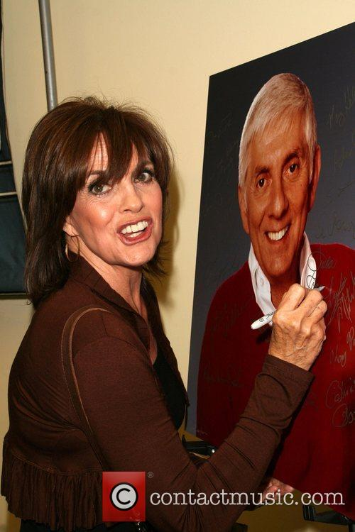Linda Grey and Aaron Spelling 1
