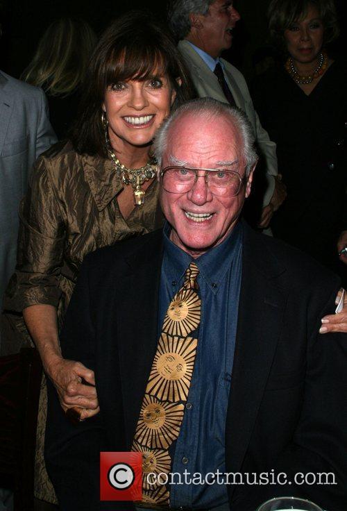 Linda Gray and Larry Hagman 3