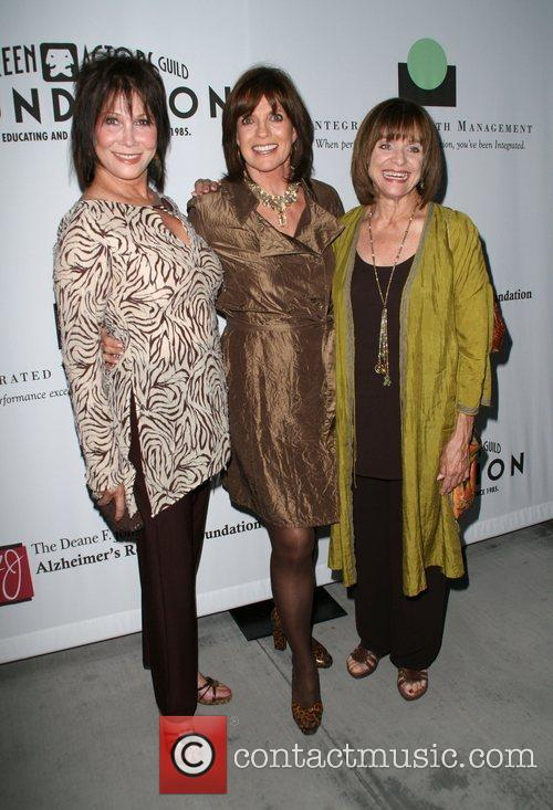 Michelle Lee and Linda Gray 6
