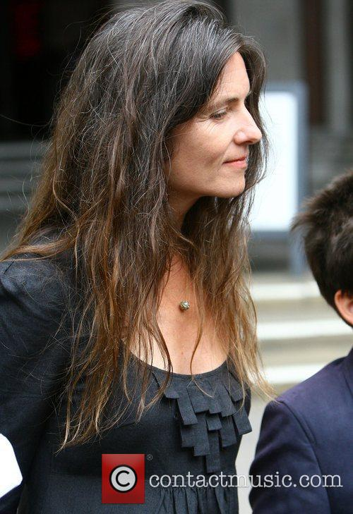 Elizabeth West - leaves the High Court | 2 Pictures ...
