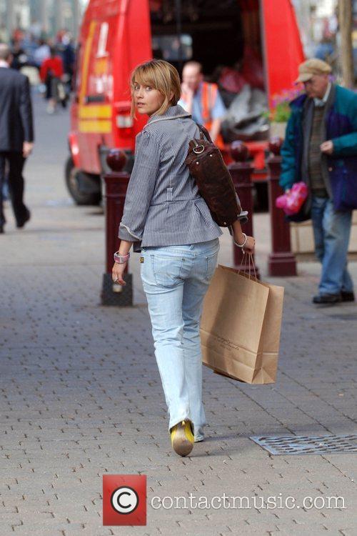 Samia Smith Coronation Street actress Samia Smith out...