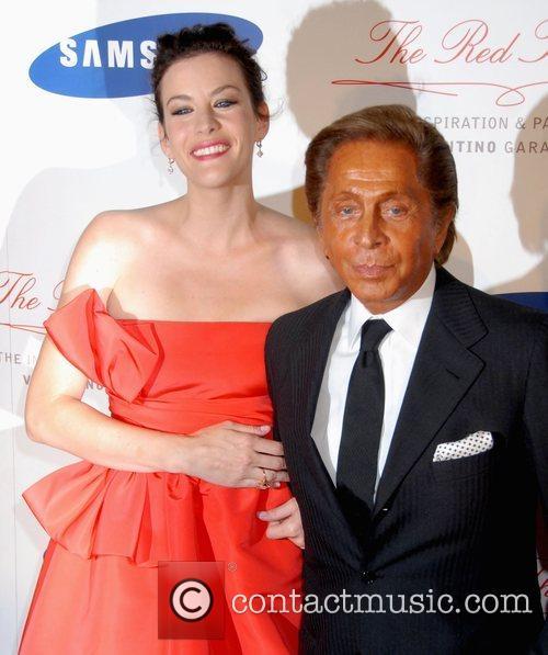 Liv Tyler and Valentino Garavani 4