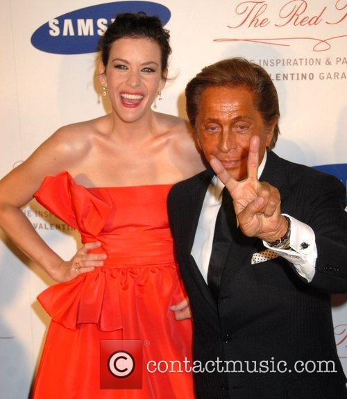 Liv Tyler and Valentino Garavani 3