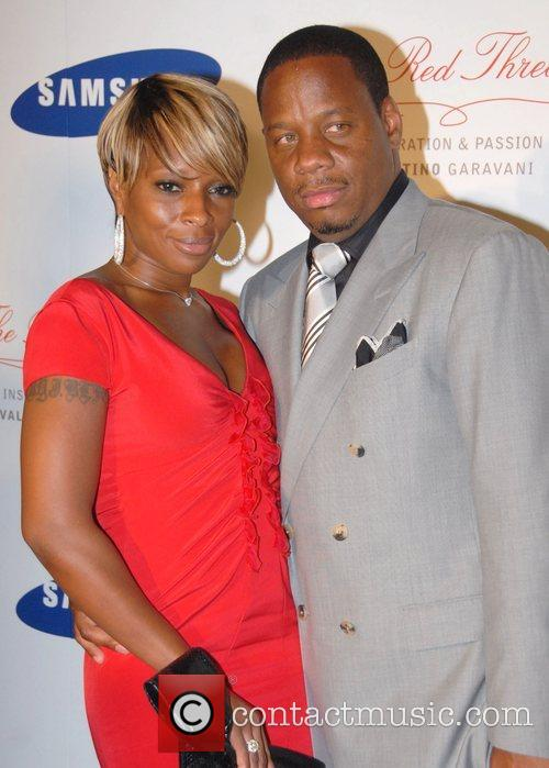 Mary J Blige and Kendru Isaacs 2