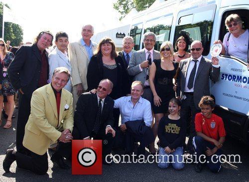 Guests, Suzanne Shaw, John Partridge, Cheryl Ferguson and...
