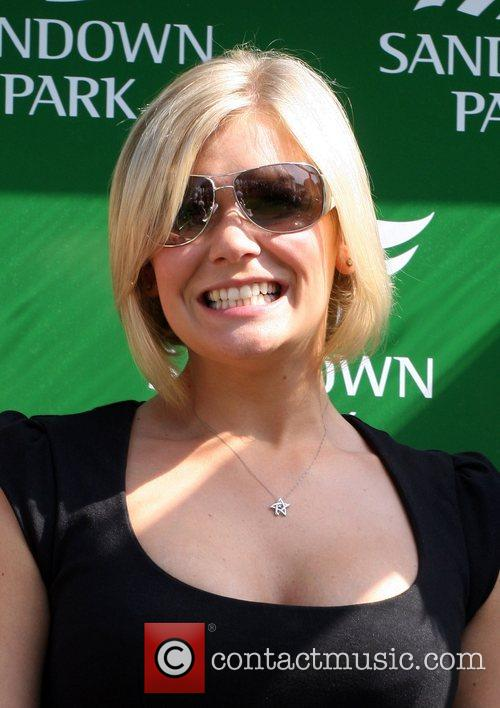 Suzanne Shaw 50th anniversary of 'Variety Club Day'...