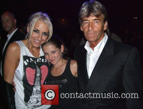 Sarah Connor, her sister Valentina Lewe, her father...