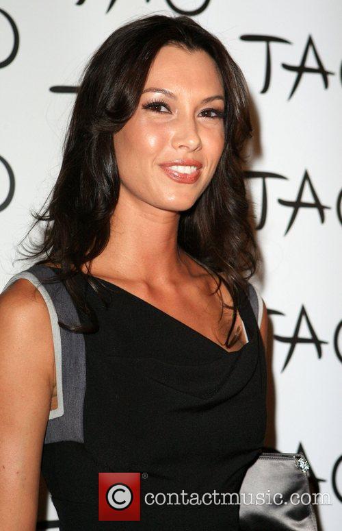 Sarah Larson - hosts an evening at TAO nightclub inside ...