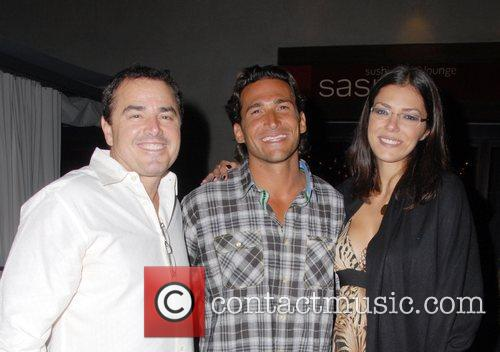 Christopher Knight, Jeff Benson, Adrianne Curry Sashi Sushi...
