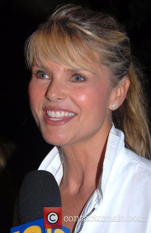 Christie Brinkley  Save Sag Harbor benefit Sag...