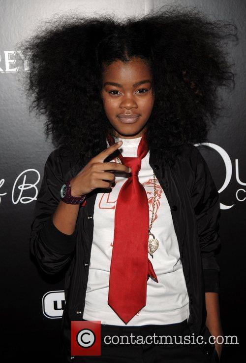Teyana Taylor  'The Secret Life of Bees'...