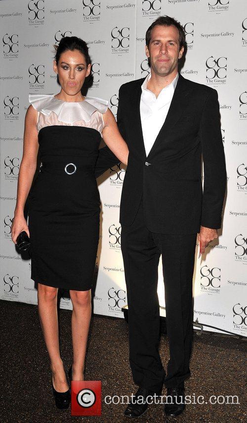 Lucy Rusedski and Greg Rusedski The Serpentine Gallery...